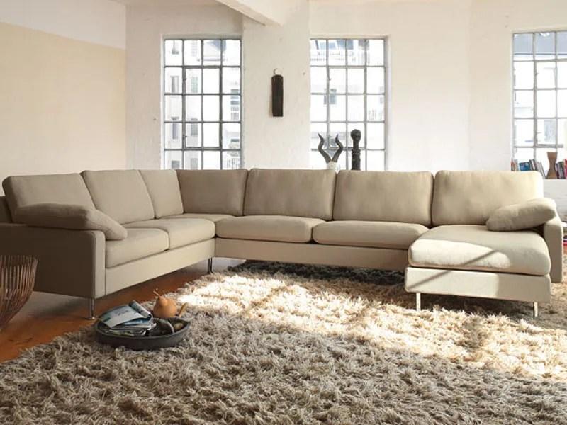 conseta corner sofa by cor design