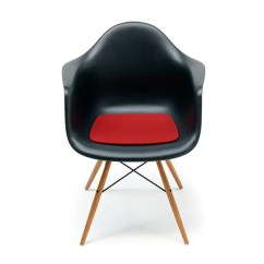 Eames Chair Cushion Fabric Office Chairs Felt By Hey Sign