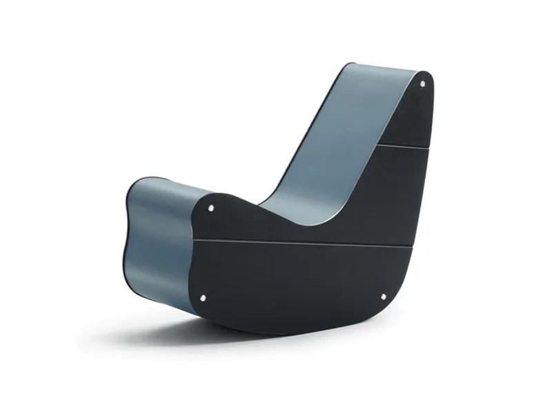 rocking bag chair ikea hanging armchair correalistic rocker by wittmann design friedrich
