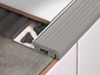 Stair nosing for tiled steps STAIRTEC FSF by PROFILITEC