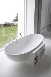 Oval Korakril bathtub EGG By Rexa Design