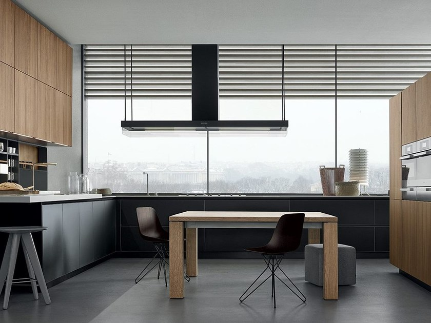 Fitted kitchen TWELVE By poliform design Carlo Colombo
