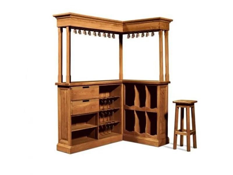 Mobile bar in legno GIRONDE  Mobile bar  Domus Arte