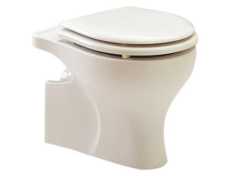 WC in porcellana per bambini con scarico a pavimento MILLEPIEDI  Wc  Ponte Giulio
