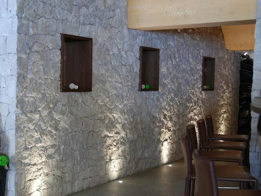 Rivestimento di facciata in pietra naturale DOLOMIA  BB