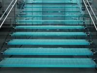 UNICOLOR Anti-slip flooring by Brecci by Eidos Glass