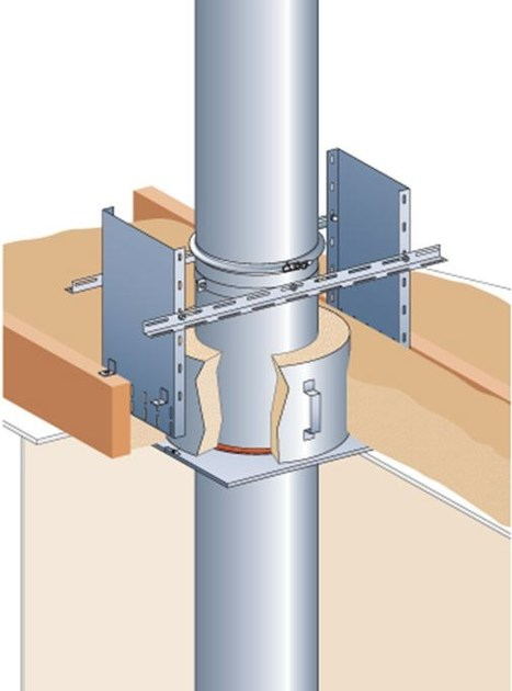 Thermal insulation for HVAC pipe Thermal insulation for