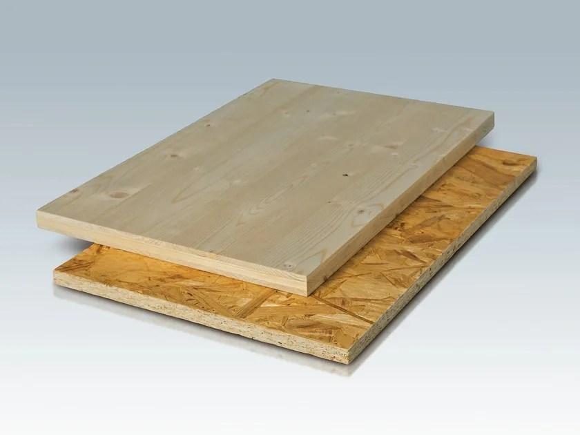 Pannelli multistrato per ledilizia Pannelli in legno  DAMIANIHOLZ