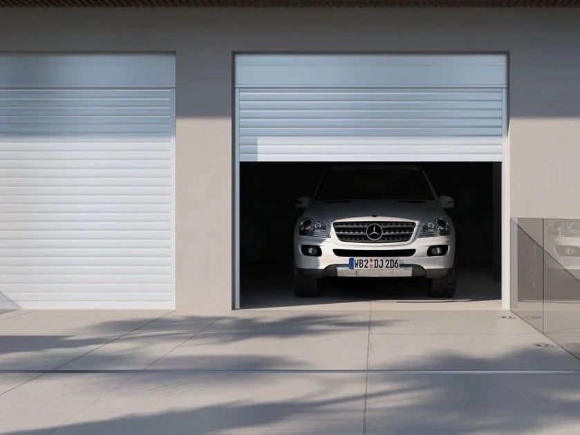 Saracinesca per garage SMARTIA M13700  Alumil