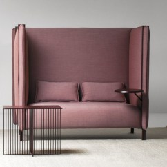 High Back Sofa And Loveseat Lazy Boy Beds Vancouver Pinch Collection By La Cividina Design Skrivo Fabric