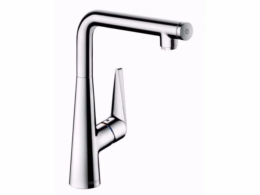 axor kitchen faucet shelves for talis select 厨房水龙头talis select系列by hansgrohe 设计师phoenix design