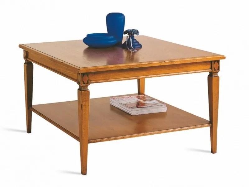 villa borghese square coffee table