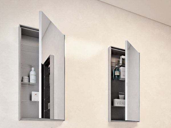 wall | bathroom wall cabinet with mirrormakro