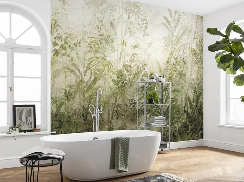 Una vasta selezione di prodotti ai migliori prezzi. Tropical Nonwoven Wallpaper Wilderness Raw Collection By Komar