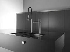 kwc kitchen faucet reclaimed wood cabinets 浴室水龙头 厨房水龙头 archiproducts ono touch light pro