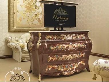 meuble pour tv escamotable