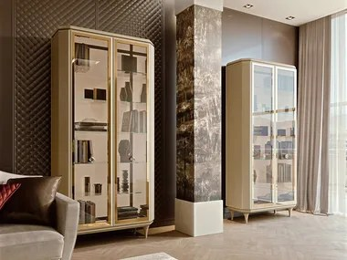 living room glass display cabinets ideas for a big wall storage systems and units archiproducts wood cabinet bellagio home