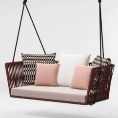 Hanging Chairs Garden Furniture Folding Chair Glides Outdoor Archiproducts 2 Seater Rope Bitta