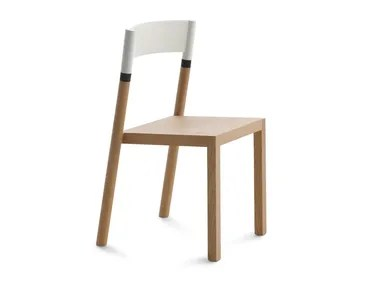 stackable restaurant chairs reading for kids ergonomic archiproducts oak chair joynt