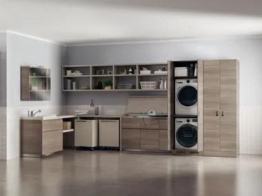 Mobili lavanderia  Lavanderia e pulizia della casa