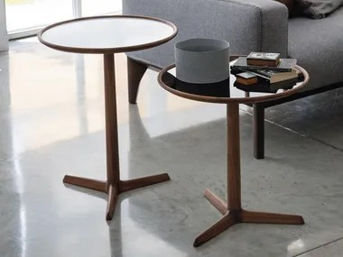 solid wood coffee tables with 3 star
