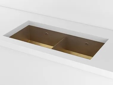 brass sinks archiproducts