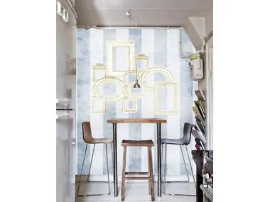 Carte Da Parati A Righe Shabby Chic Archiproducts