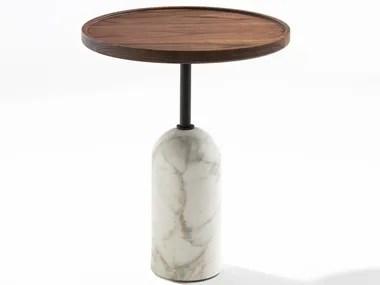 carrara marble coffee tables