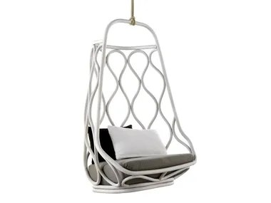 swing chair with stand malaysia care patio garden hanging chairs outdoor furniture archiproducts 1 seater nautica c360