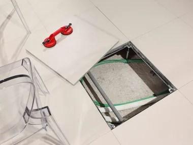 Sistemi modulari per pavimenti sopraelevati  Pavimenti