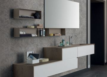 Rab Arredo Bagno | Mobile Bagno In Stile Moderno 81 3 Collection By Rab