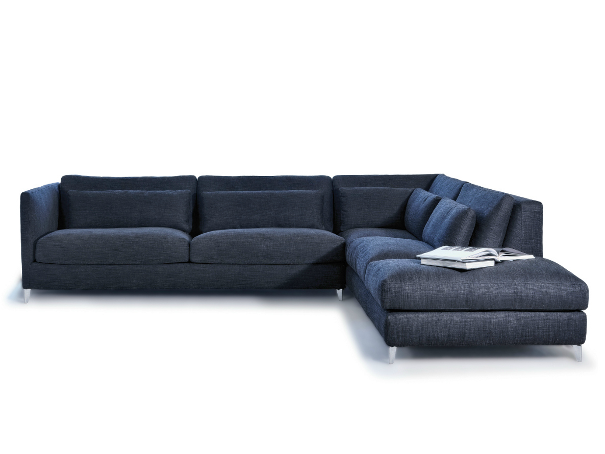 3 plus 2 seater sofa offers sofas for narrow doorways uk 930 zone slim xl | sectional by vibieffe design ...