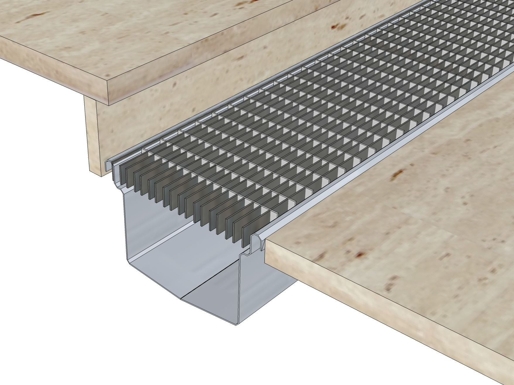 Stainless steel Drainage channel and part ACO BOX by ACO