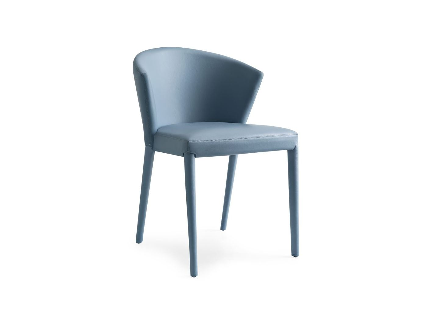 Calligaris Chairs AmÉlie Leather Chair By Calligaris Design Orlandini Design