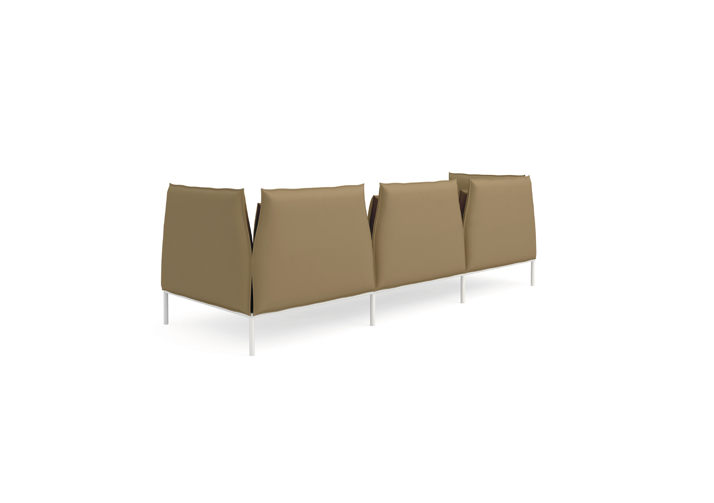 sofa box aarons sofas leather collection by quinti sedute design