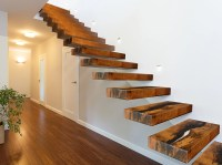 BRICCOLE | Open staircase By ANTICO TRENTINO