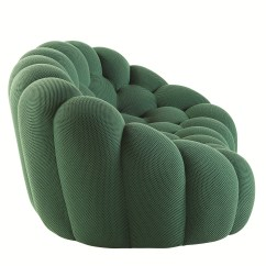 Bubble Sofa Sacha Lakic Cushion Covers Only Canapé 2 Places Collection By Roche Bobois