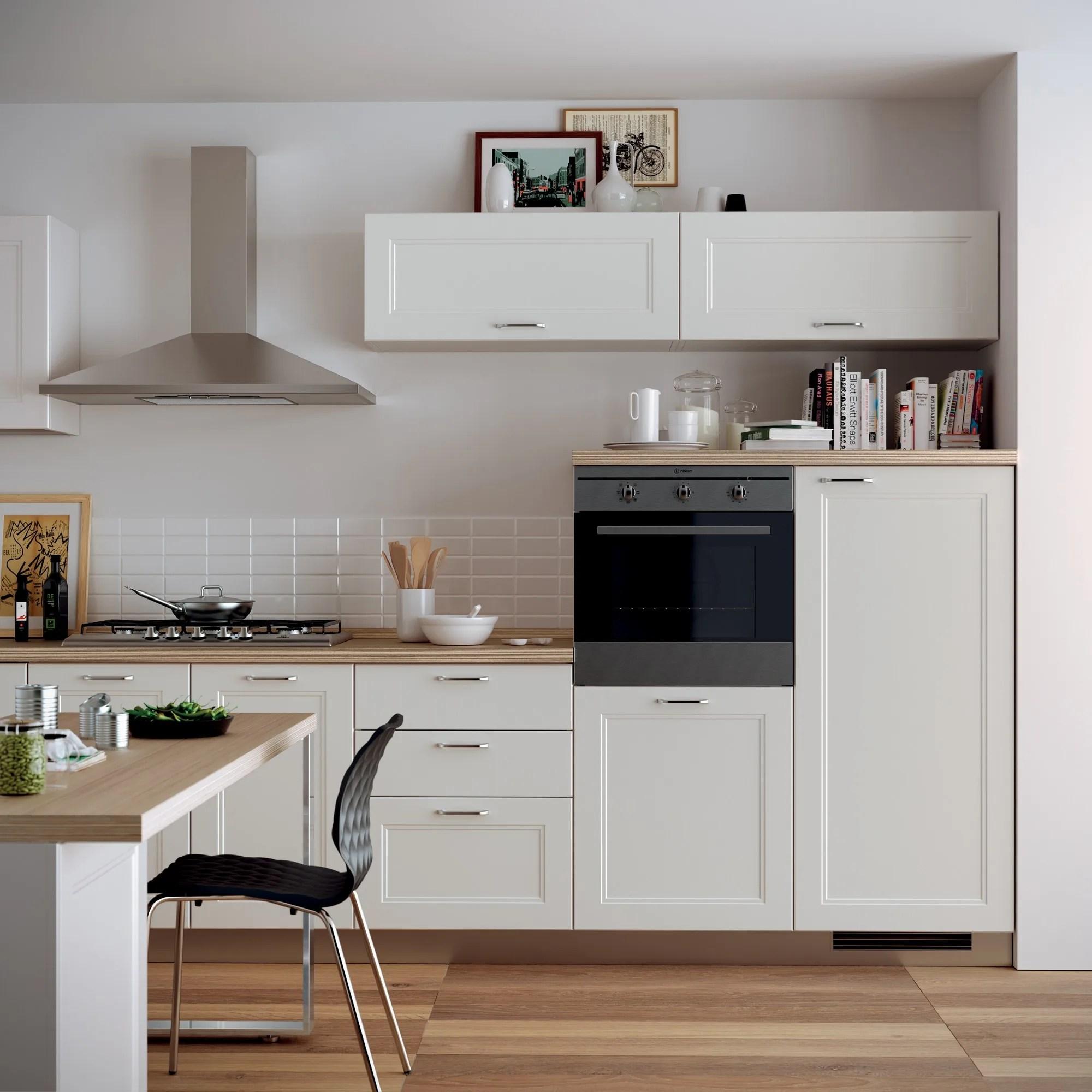 Cucina componibile COLONY Linea Scavolini Easy By Scavolini