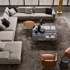Round Marble Table And Chairs Personal Massage Chair Mondrian | Coffee Collection By Poliform Design Jean-marie Massaud