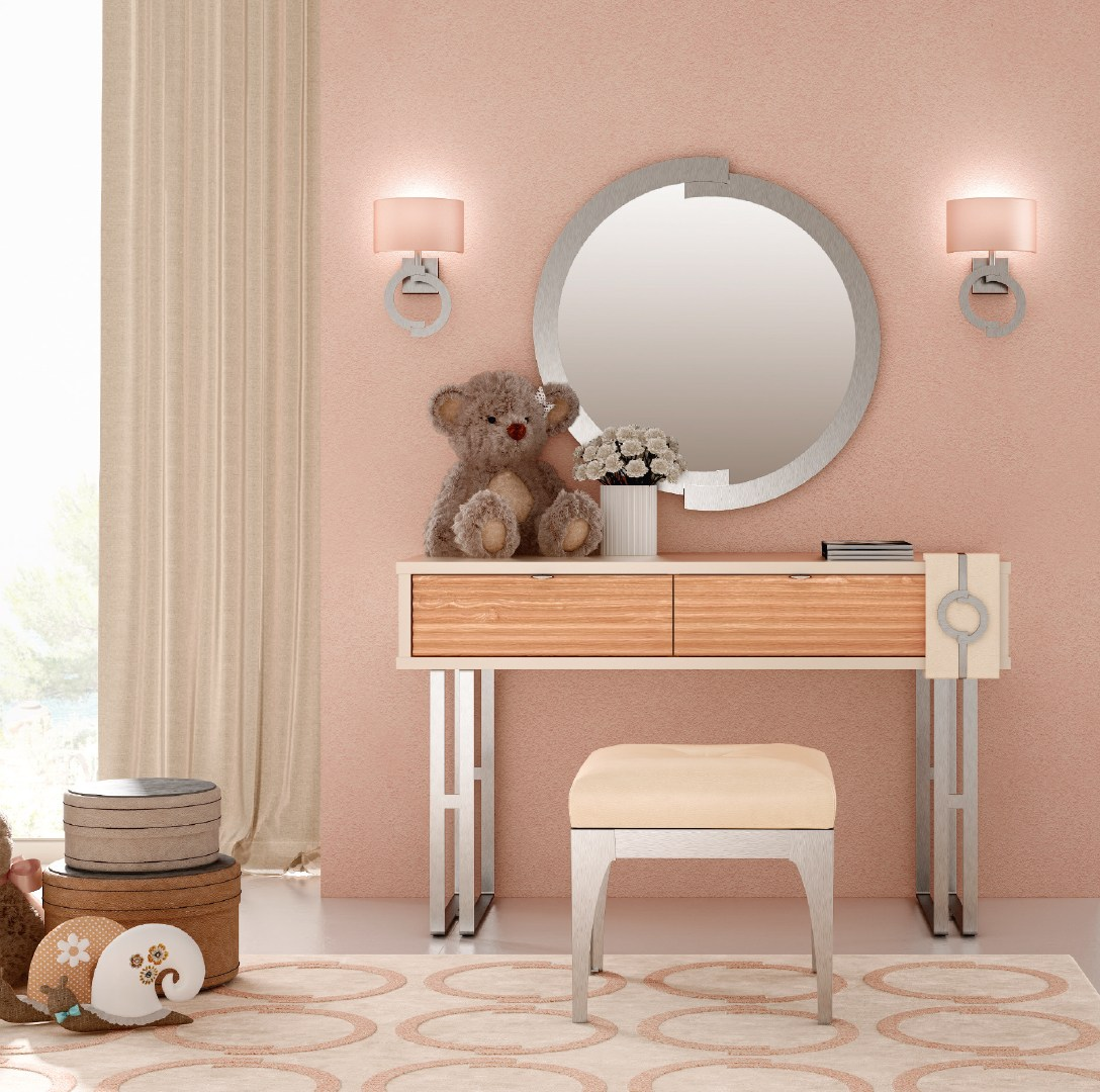 CAKE DESIGN MOOD Bedroom set for girls by Caroti design Ni