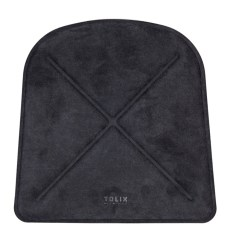 Tolix Chair Cushion Steel Office Wheels By Design