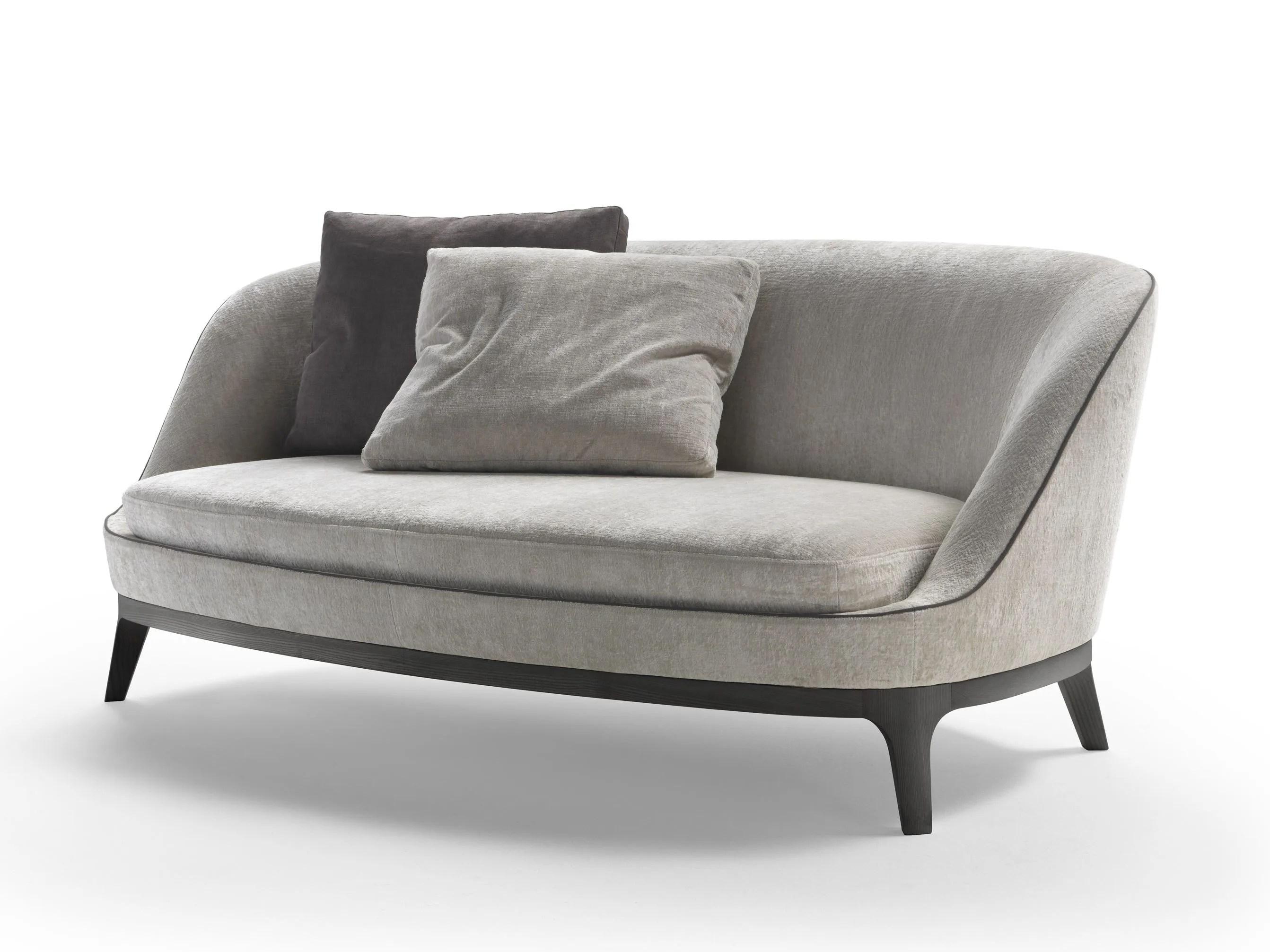 DRAGONFLY  Small sofa By Mood by Flexform design Roberto