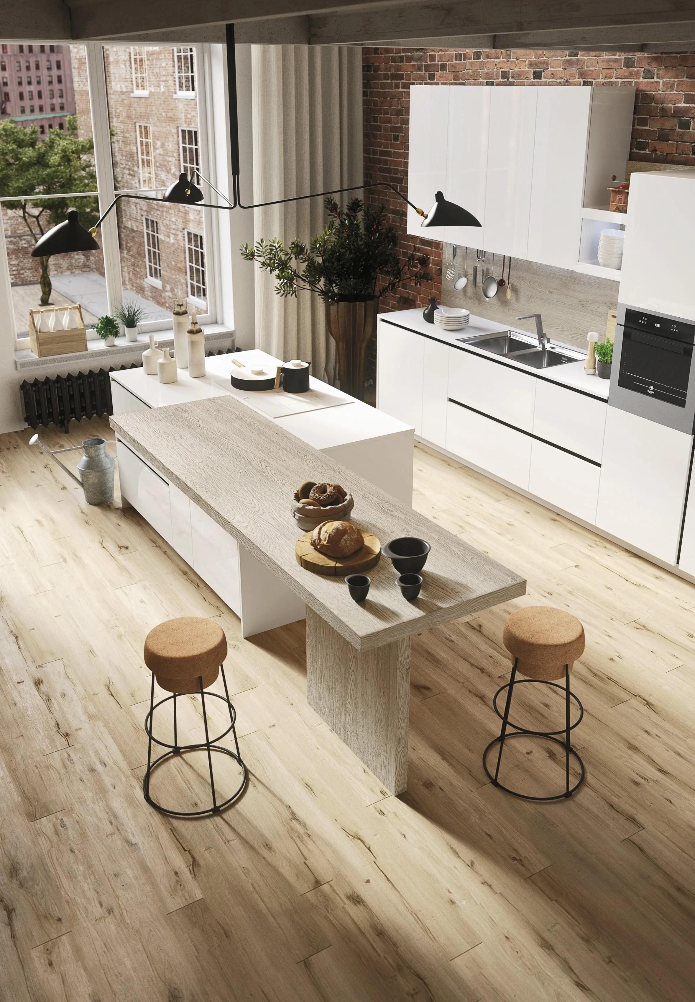 FIRST Cucina in stile moderno by Snaidero design Snaidero
