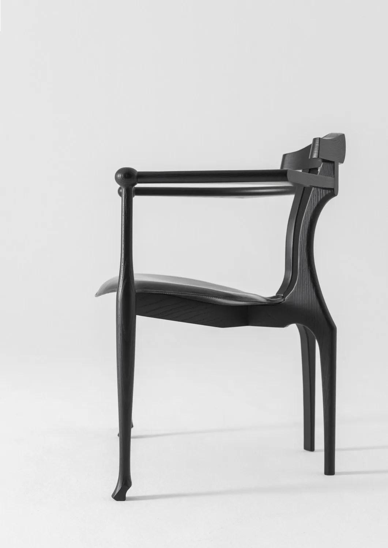 chair design bd orange arm gaulino by barcelona oscar tusquets