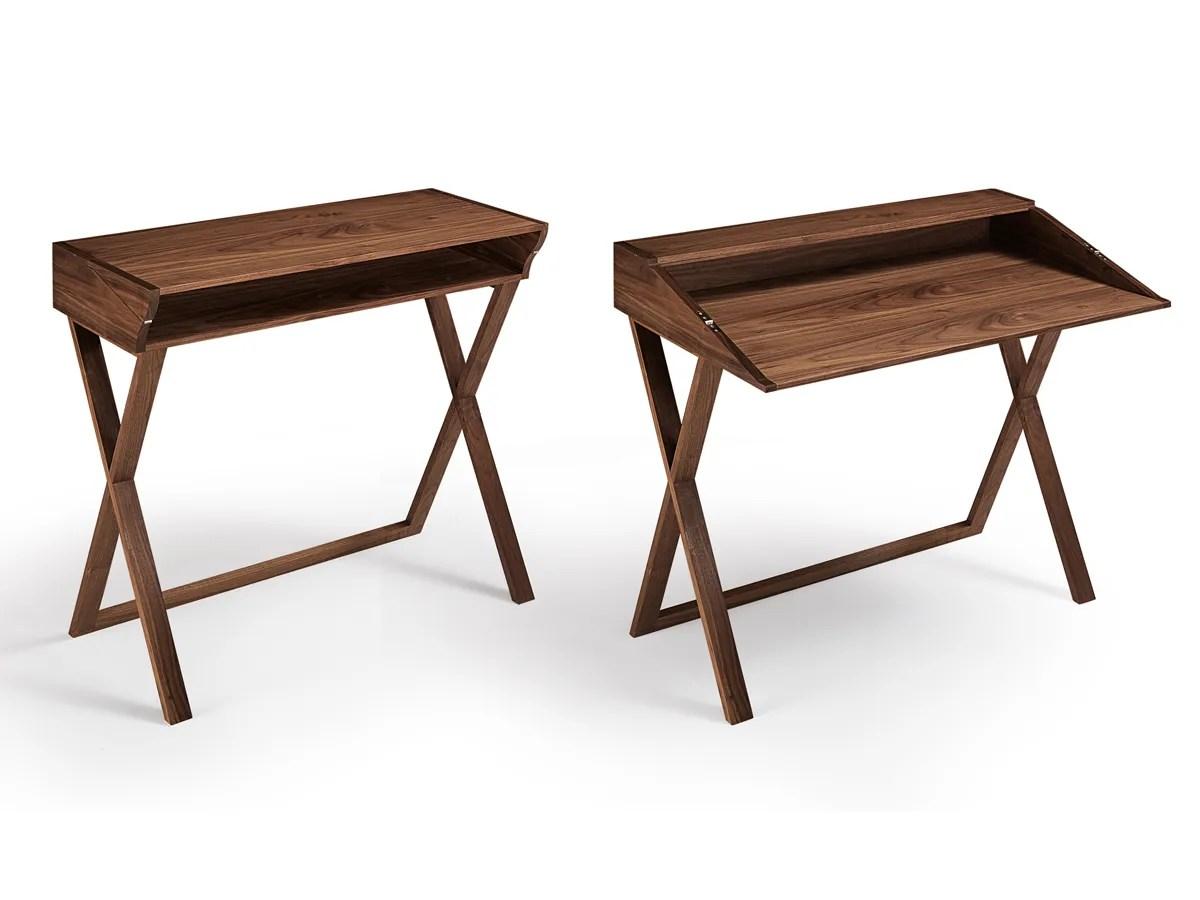 Solid Wood Console Table / Secretary Desk IDEA Oliver B
