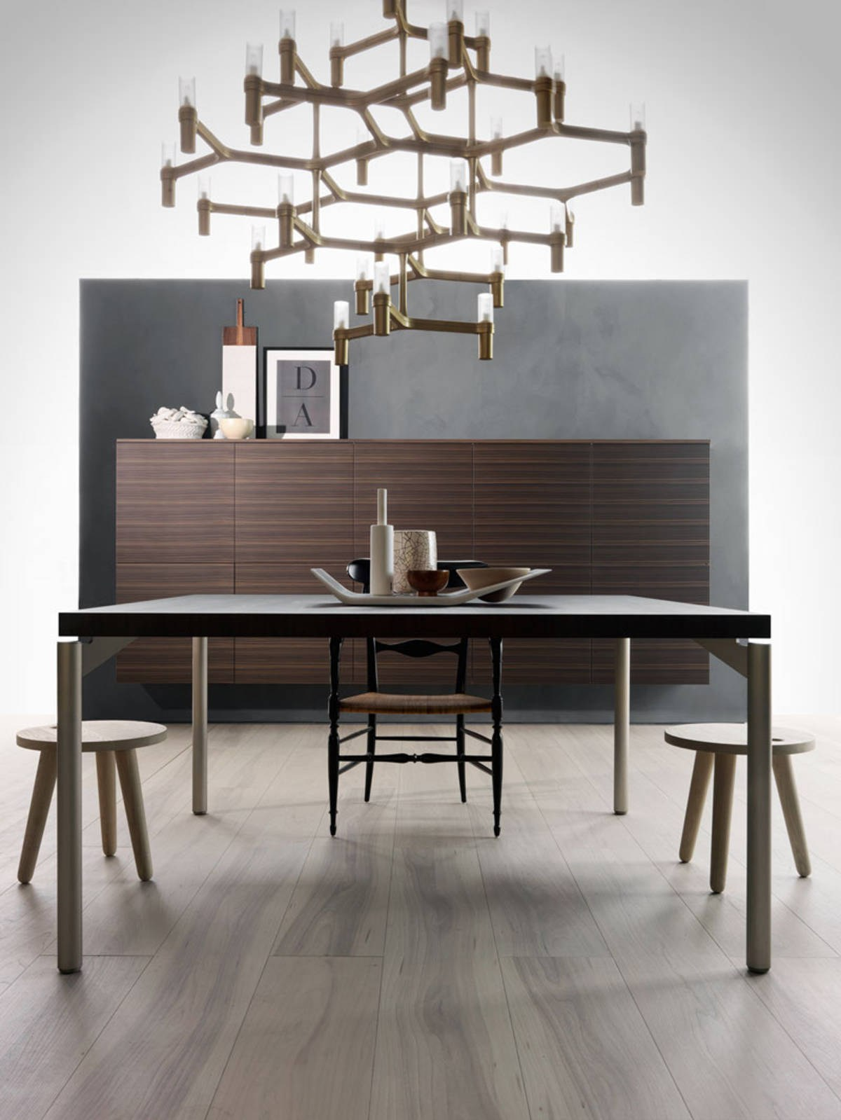 Cucina componibile modulare INDada by DADA design Nicola Gallizia