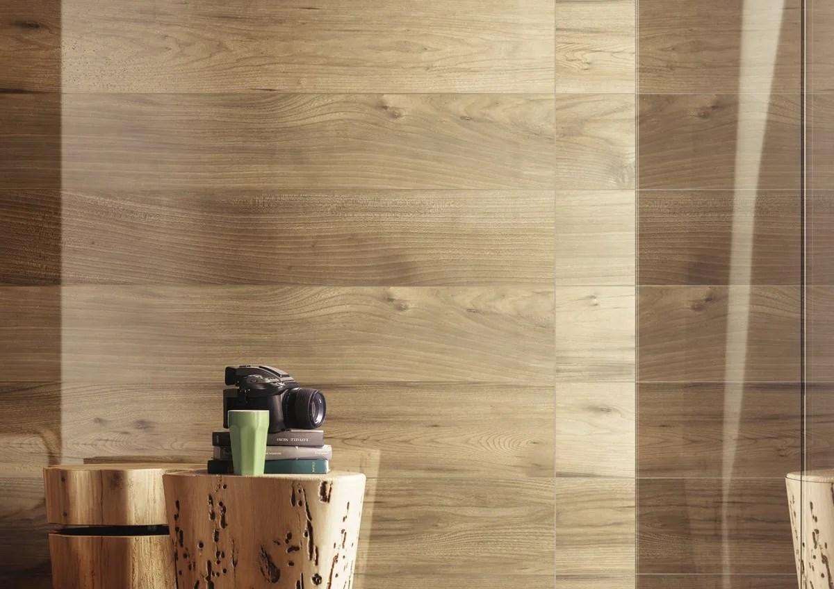 Pavimento in gres porcellanato smaltato effetto legno LE ESSENZE by Cooperativa Ceramica dImola