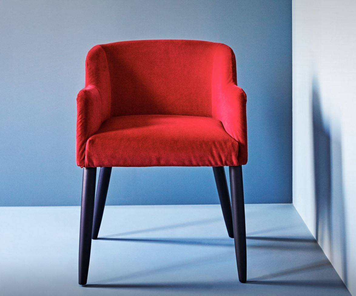 Easy Chairs Easy Chair With Removable Cover Lola By Meridiani