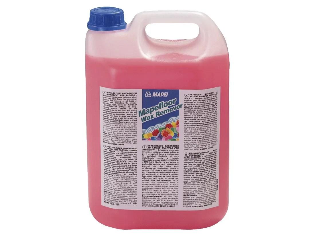 Detergente decerante MAPEFLOOR WAX REMOVER By MAPEI