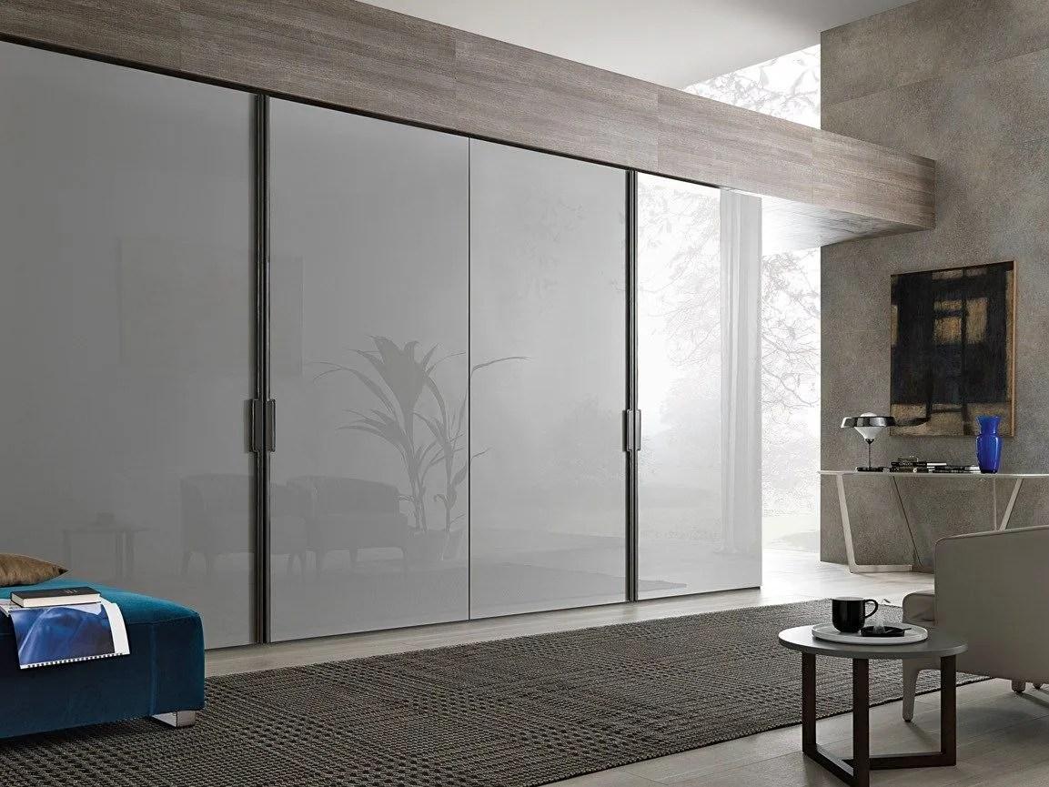 MILANO Lacquered wardrobe by MisuraEmme design CRS MisuraEmme
